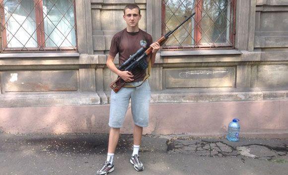 Владислав Александрович, фото со страницы стримера во «Вконтакте»