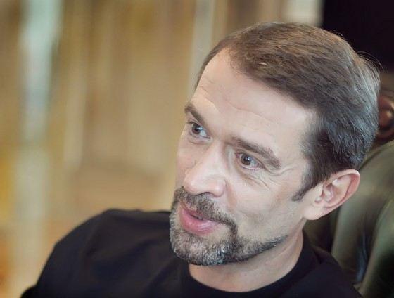Владимир Машков самый обаятельный и привлекательный российский актер