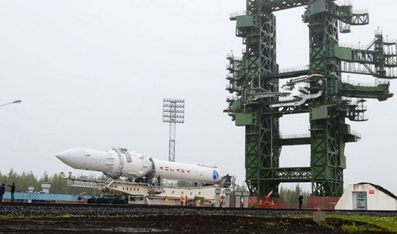 Запуск с космодрома «Плесецк» ракеты «Ангара» был отложен на сутки