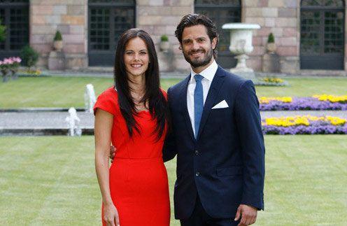 Принц Карл Филипп женится на модели Софии Хелквист
