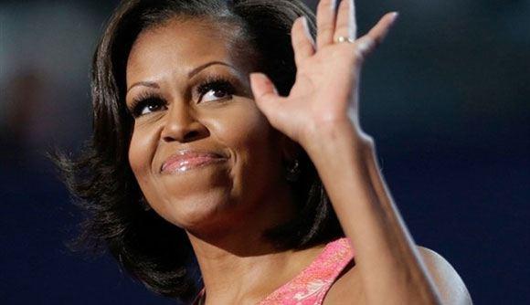 Harpers Bazaar: Мишель Обаму – самая стильная женщина США