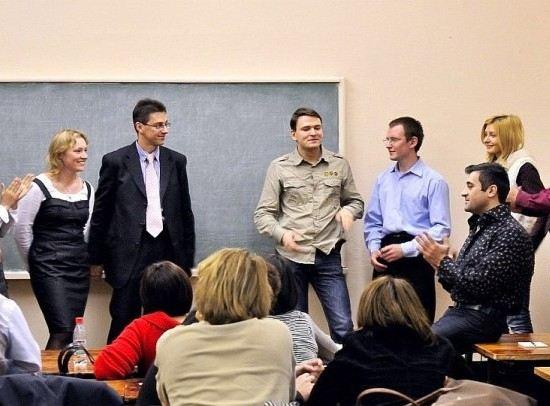 Бизнес-тренинг научит секретам ораторского искусства