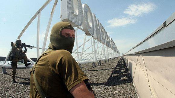 ДНР: В Донецке погиб сотрудник Первого канала