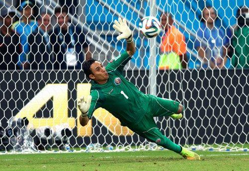 Костариканцы победили греков благодаря пенальти