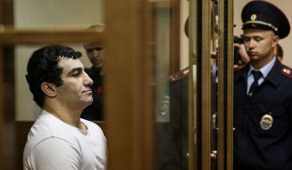 Орхан Зейналов отказался признать вину в убийстве Егора Щербакова