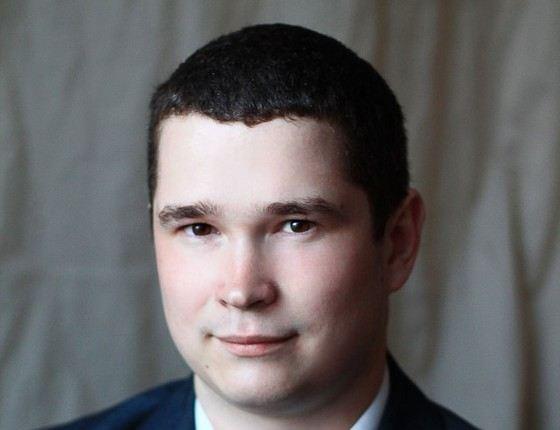Молодой белорусский политик Александр Харченко