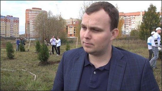 Виталий Золочевский молодой российский парламентарий