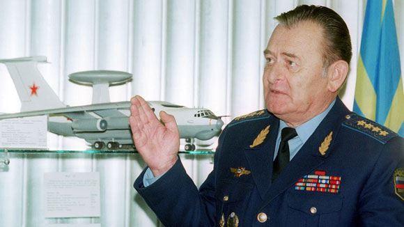 Бывший главком ВВС скончался в возрасте 73 лет