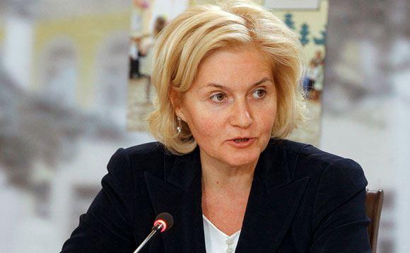 Ольга Голодец собирается отдыхать в Крыму