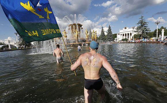 На День ВДВ десантники могут остаться без традиционного купания