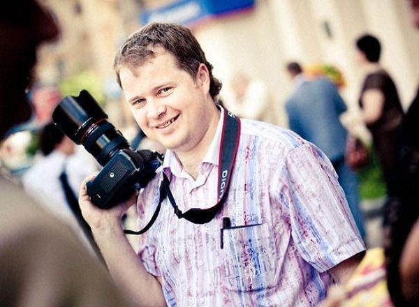 Фотограф на свадьбе - важный человек