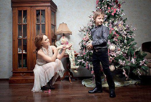 У Альбины Джанабаевой и Валерия Меладзе появился второй сын