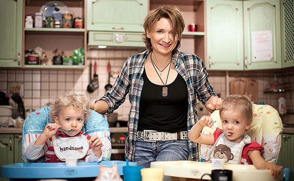 Диана Арбенина рассказала о своих детях