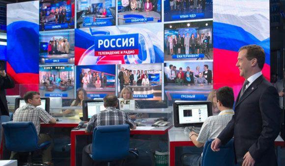 Телеканал «Россия 24» попал под запрет в Молдавии
