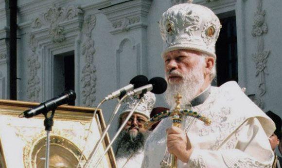 Умер митрополит Киевский и всея Украины Владимир