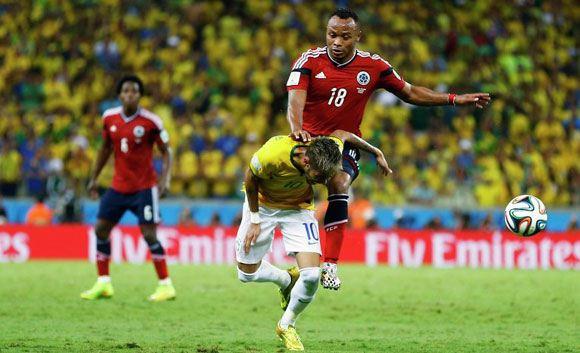 ФИФА расследует инцидент с травмой Неймара