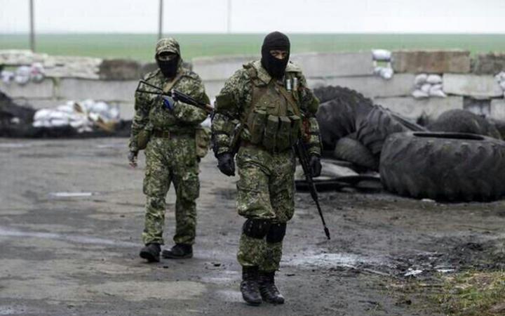 Ополченцы покинули Дружковку и Константиновку