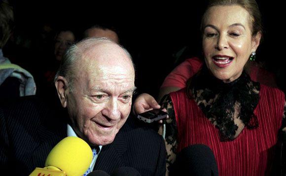 Почетный президент «Реала» был госпитализирован в критическом состоянии