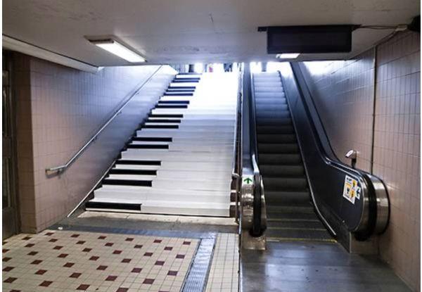 Клавиши-ступени