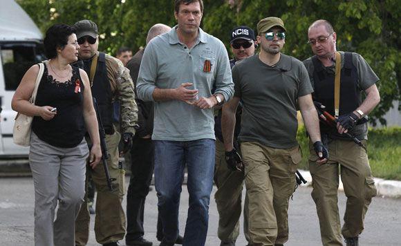 Олег Царев заявляет о массовых арестах в Славянске