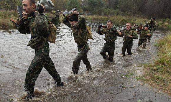 Призывникам продлили выплату увеличенного до двух тысяч рублей довольствия