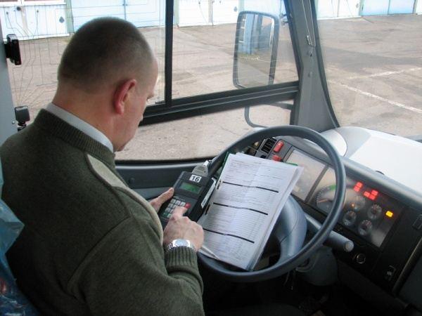 Режим труда и отдыха водителя должен выполняться