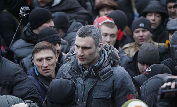 Кличко не верит в угрозы активистов Майдана