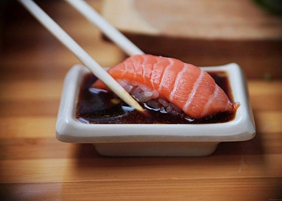 Японская кухня прочно закрепилась в меню ресторанов