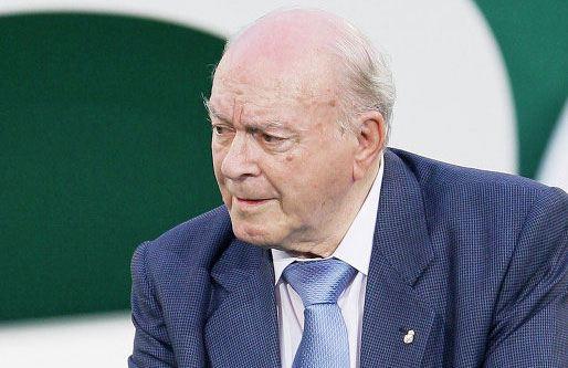 В Мадриде скончался 88-летний почетный президент ФК «Реал»