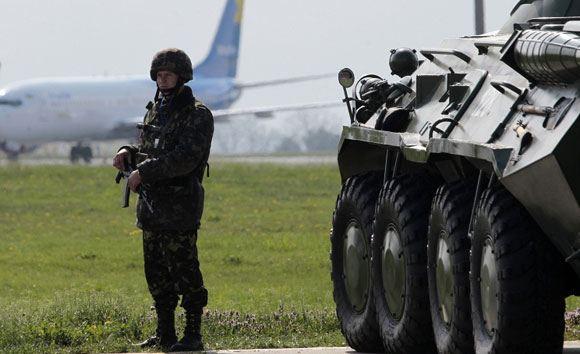 Госавиаслужба Украины закрыла воздушное пространство в зоне проведения АТО