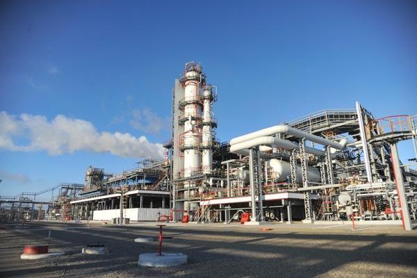 В нефтегазовой отрасли