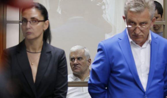 Саид Амиров был приговорен к 10 годам заключения