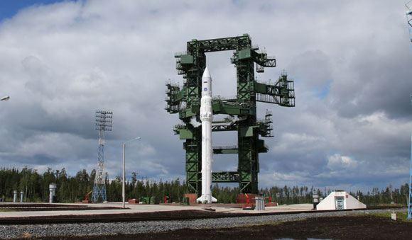 Ракету-носитель «Ангара» запустили со второй попутки