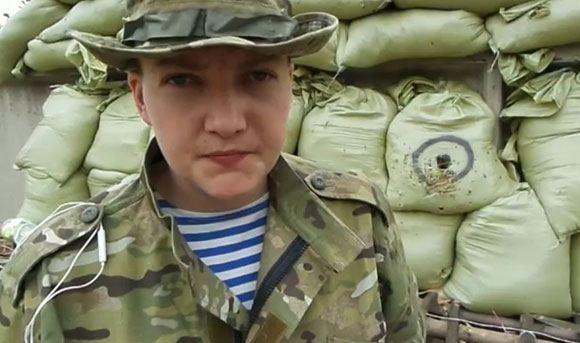 СКР обвинил украинку Савченко в участии в убийстве журналистов ВГТРК