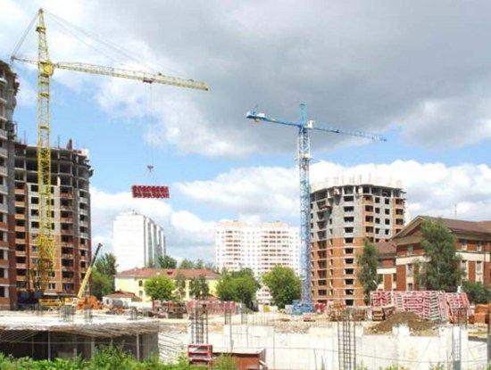 Объем строительства в Москве превысил докризисный уровень