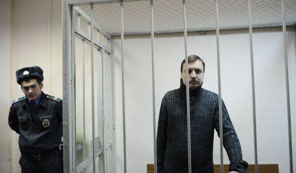 Михаила Косенко выпустили из психбольницы