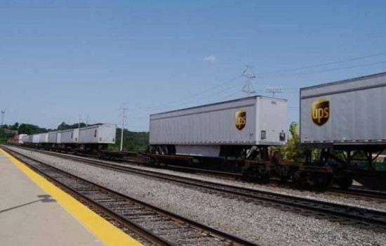 Запущен сервис доставки грузов в Европу из Китая по железной дороге
