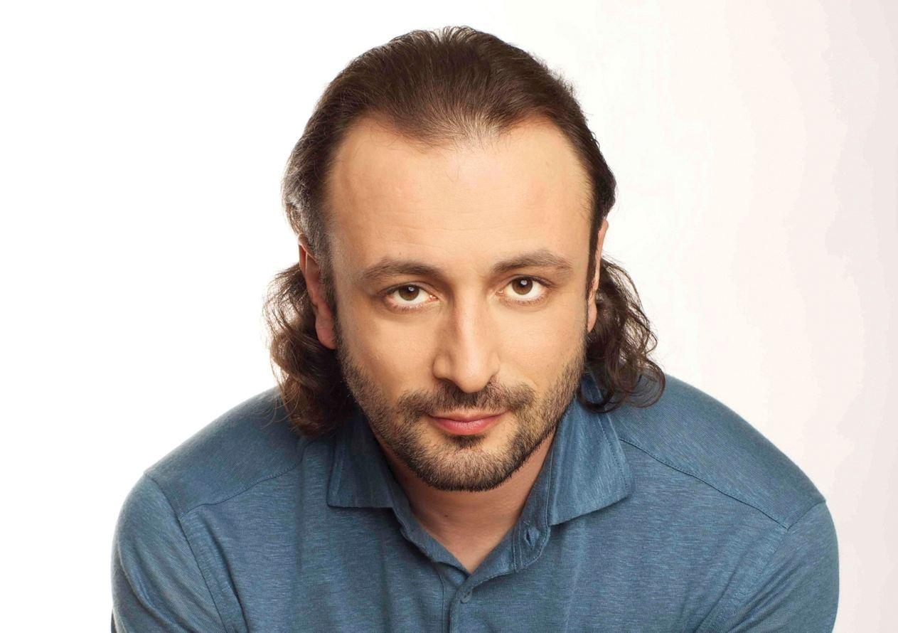 In the photo: Ilya Averbukh