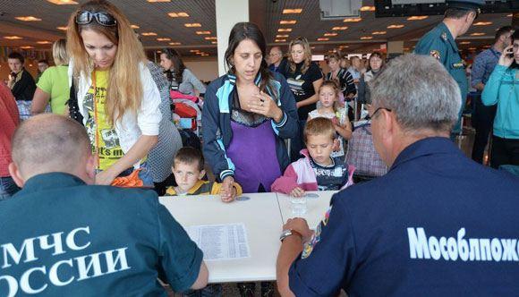 ООН поблагодарила Россию за прием украинских беженцев