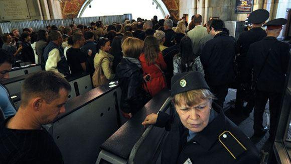 В Москве собираются на сутки перекрыть часть «красной» ветки метро
