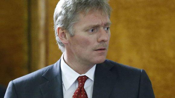 Пресс-секретарь Путина назвал нонсенсом информацию о точечных ударах по Украине