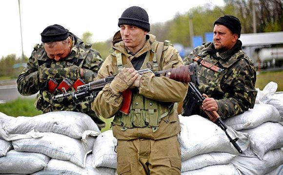 Госдепартамент США обвинил Россию в поддержке украинских «ополченцев»