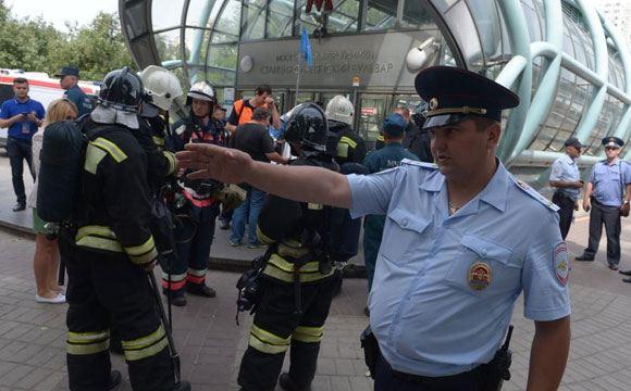 149 человек пострадали в результате ЧП в московском метро