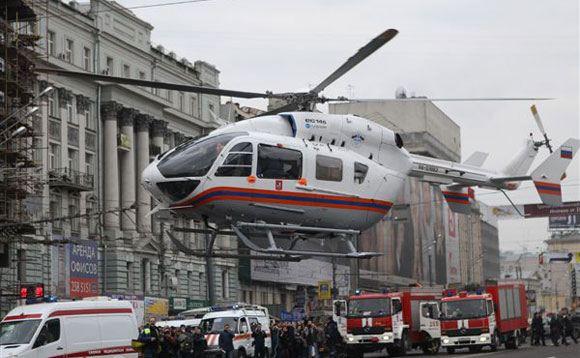 Число погибших во время аварии в московском метро достигло 15 человек