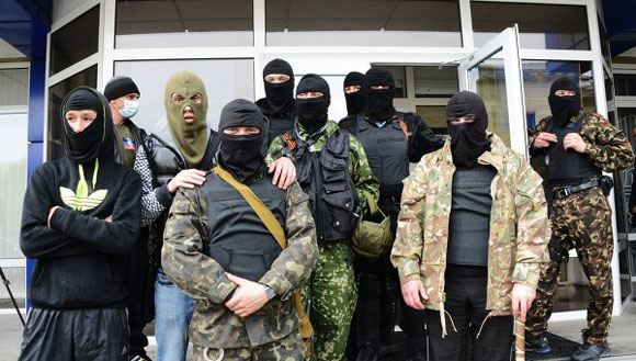 Ополченцы ввели в Донецке военное положение