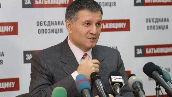 На главу МВД Украины было совершено покушение
