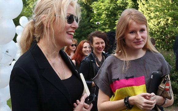 Дочь Марии Шукшиной ждет первенца