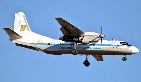 Ополченцы сбили еще один транспортный самолет украинских ВВС