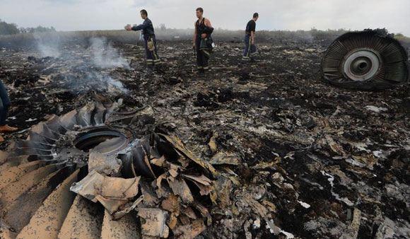 СМИ: разведка США наблюдала пуск ракеты, предположительно, сбившей «Боинг»