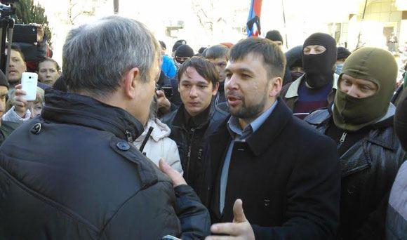 Денис Пушилин подал в отставку в ходе поездки в Москву